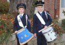 Deux nouveaux jeunes tambours