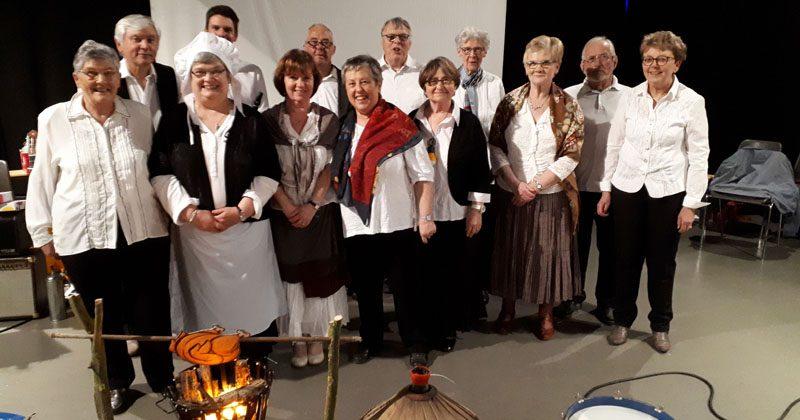 Conte de Noël en patois le dimanche 1er décembre à Burbure