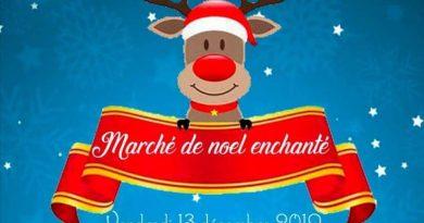Vendredi 13, marché de Noël des parents d'élèves ouvert à tous