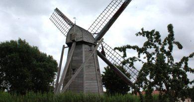 Les moulins à vent, randothème de l'Ortie
