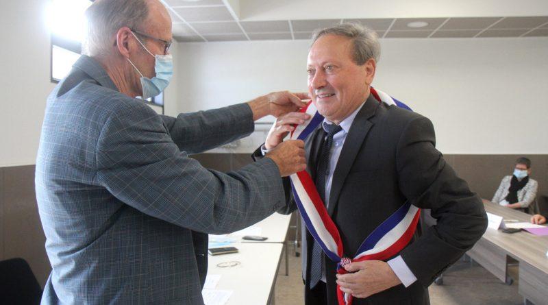 Le conseil municipal de Burbure a été installé