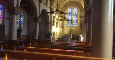 Messe, demain dimanche de Pentecôte