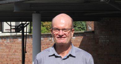 Pierre Delannoy, nouveau directeur d'école