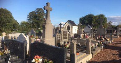 Entretien au cimetière
