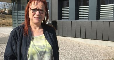 Marie-Ange Carlier, de Burbure à la fédé