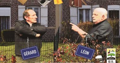 Léon et Gérard à Burbure c'est complet